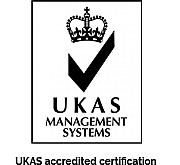 UKAS Accredited Certification
